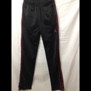 Boy's size Large JORDAN lined athletic pants